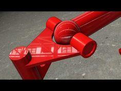 Motorcycle Trailer - Dyirida's creations - YouTube