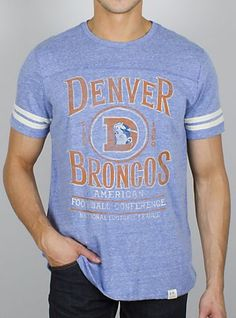 NFL Denver Broncos Tailgate Tee Broncos Gear 500cba1fc