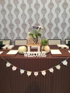 Welcome Boards, Photo Corners, Wedding Decorations, Table Decorations, Wedding Welcome, Diy And Crafts, Dream Wedding, Reception, Tapestry