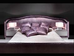 Nella Vetrina Visionnaire IPE Cavalli Satyricon Luxury Italian Bed