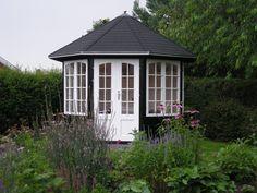 Havepavilloner fra Sølund Huse - find din pavillon her