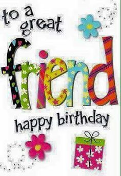 Birthday Greetings For Women, Birthday Greetings For Facebook, Happy Birthday Greetings Friends, Happy Birthday Wishes Images, Birthday Blessings, Happy Birthday Pictures, Birthday Cards For Women, Birthday Greeting Cards, Happy Birthday My Friend