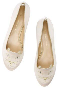 15 bridal shoe ideas we love. #weddingshoes