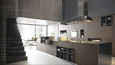 euro kitchen love the extended island and cubes for seating for the