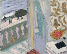 Henri Matisse (1869 - 1954); Nice cahier noir, 1918. Öl auf Leinwand, 33 x 40,7 cm