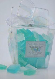 Sea Glass Soap Recipe