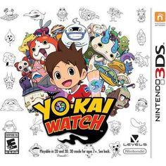 Yo-Kai Watch (Nintendo 3DS) - Walmart.com