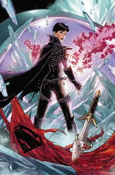 """COMIC: """"Faora Ul"""" ~ By Tony Daniel _____________________________ Reposted by Dr. Veronica Lee, DNP (Depew/Buffalo, NY, US)"""