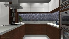 fogão cooktop cozinha Corner Bathtub, Bathroom, Kitchen Models, Kitchens, Log Projects, Dining, Houses, Washroom, Full Bath