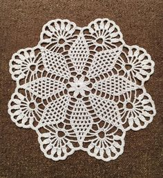 White doily MANDALA Crochet Doily Christmas Doilies for Wedding Tool New Year White Doily Circular Drink Coasters Hand crocheted Lace MANDALA Crochet Round Doily Cotton Mercerized ,Diameter 9 inch сm ) handmade crochet products from ISRAEL -Doily Pattern Crochet Mandala, Crochet Motif, Irish Crochet, Hand Crochet, Free Crochet, Blanket Crochet, Lace Doilies, Crochet Doilies, Crochet Flowers