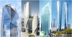 The La Défense district of Paris has announced the proposal of seven new skyscrapers by top architects including Ateliers Jean Nouvel, Foster +...