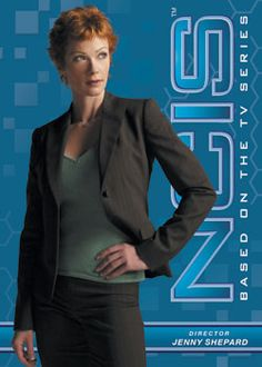 NCIS: 2012 Premium Pack Trading Cards - Stars of NCIS Card C8    http://www.scifihobby.com/products/ncis/2012/index.cfm