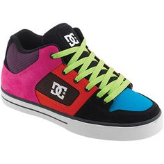 DCs are really cool...my Zumba partner wears DC high tops - they rock