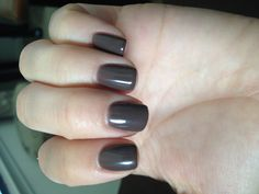 """OPI gel.  """"You don't know Jacques"""". Ready for Fall!!"""