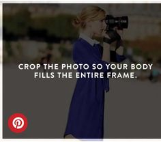 Photography Do's