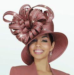 280 Best Church hats images  3bc6f8ceca3