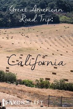 The Great American Road Trip: California – Drive on the Left