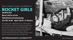 TECHNOLOGY & GENDER: Förderung von Frauen im Bereich Software Entwicklung nimmt zu. Workshop, Wall Writing, Sentences, Software, Germany, Gender, Thing 1, Letters, Ads