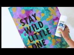 Abstract Word Art Paintings - YouTube Let's Make Art, Canvas Letters, Abstract Words, Diy Canvas Art, Joanns Fabric And Crafts, Abstract Pattern, Art Paintings, Diy Painting, Word Art