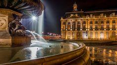 Place de la bourse, Bordeaux by Eric Bouloumié on 500px