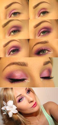 Purple tutorial