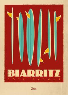 © Marcel Biarritz SURFBOARDS  www.marcel-biarritz.com