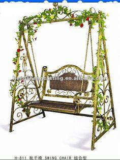 Image Detail For Outdoor Furniture Garden Swing Chair PR