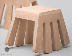 Itty Bitty rocking stool - Photo 1 | Image courtesy of Desinere