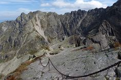 Orla Perć trail in Tatra Mountains Tatra Mountains, Poland, Grand Canyon, Cool Photos, Trail, Nature, Naturaleza, Ignition Coil, The Great Outdoors