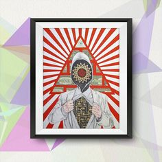 Follow, like and comment the hashtag #ComaFree for a chance to win a free print from RevolutionaryArtist.com.