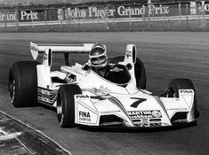 1975 Carlos Reutemann, Brabham BT45 Alfa Romeo