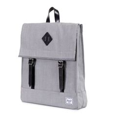 Herschel Supply Co.: Survey Backpack - Wild Dove Hemp