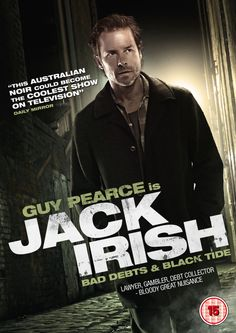 Coming to DVD from Arrow  http://www.thelairoffilth.com/2013/01/arrow-films-bring-jack-irish-to-dvd.html