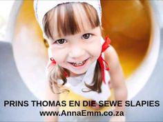 Gratis Volledige luisterstorie: Prins Thomas en die sewe slapies. #luisterstorie #annaemmwapadrand #audiostories #gratis Kids Education, Best Mom, Afrikaans, Anna, Kids, Early Education
