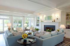 living room - comfort + style