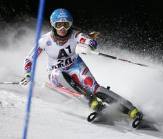 Laurie Mougel, de stage en stage...La skieuse de Serre-Chevalier attend avec impatience les échéances de février.