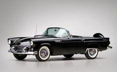 1956 Ford Thunderbird 312 V8 - Car Pictures