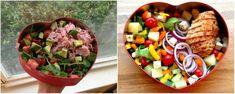 Vi er i gang med ei ny veke og dei fleste av oss har en rutineprega kvard. Fruit Salad, Cobb Salad, Food And Drink, Snacks, Recipes, Drinks, Drinking, Fruit Salads, Appetizers