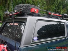 Starting the all Bronco thread! - Page 4 - Expedition Portal Bronco Ii, Ford Bronco, 87 Chevy Truck, Jeep Mods, Suv Trucks, Truck Accessories, Go Camping, Truck Parts, Offroad