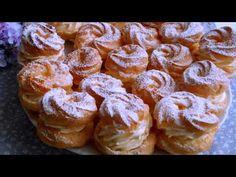 Doughnut, Muffin, Vanilla, Breakfast, Wreaths, Youtube, Desserts, Food, Morning Coffee