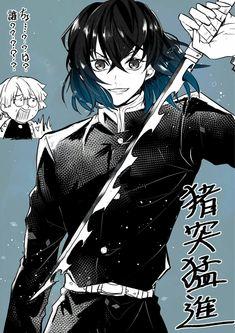 Browse Daily Anime / Manga photos and news and join a community of anime lovers! Anime Demon, Anime Manga, Anime Art, Demon Slayer, Slayer Anime, Girls Anime, Anime Guys, Film D'animation, Demon Hunter