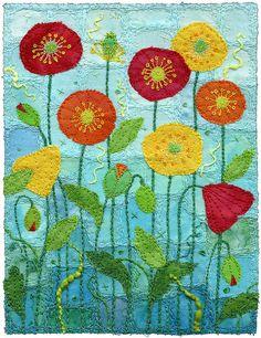 Kirsten's Fabric Art - Flickr