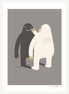 I love doodle is the website and portfolio of Lim Heng Swee, an amazing illustrator. Check out his work there.