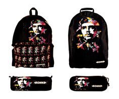"#Bonne backpack, ""The Look"" stamp, #bonnebags #bags #backpacks #revolution #streetwear"