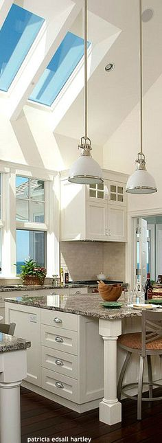 Spacious Kitchen with Glorious Natural Light