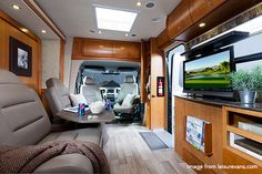 Awesome Camper Van Living Travel Trailer, There are those who dwell in vans by choice. Your van will break down. In either situation it merely resembles a van parked there. Campervan Interior, Rv Interior, Interior Ideas, Rv Campers, Camper Van, Tiny Camper, Truck Camper, Best Small Rv, Camping Con Glamour