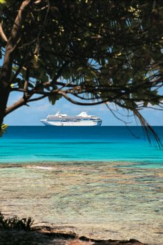 Why stay on one island when you can cruise from one tropical island after another on your own 'floating bungalow . . . Source: Raddassien Cruise Ship . . . amazing trip . . . President's Club