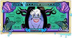 Ursula Villion Dollar
