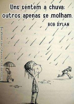 Sentir a chuva
