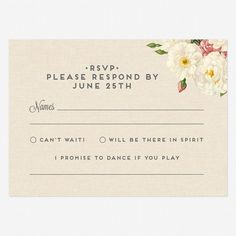 What a great way to involve your guests in the wedding and to keep them dancing all day (or night) long!